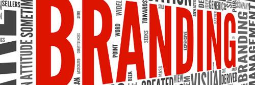 Freelance graphic designer branding