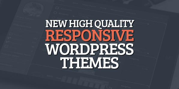 15 New Responsive WordPress Themes