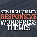 Post Thumbnail of 15 New Responsive WordPress Themes