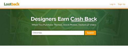 Designer's Earn Cash Back