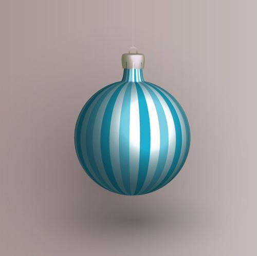Christmas Stripe Ball