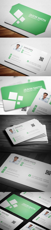 business cards template design - 5