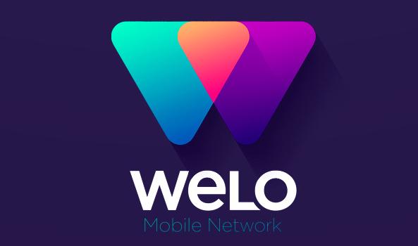 Welo Identity logo design