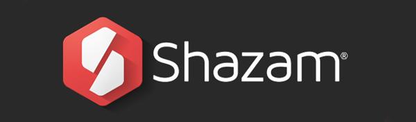 Shazam Redesign Branding