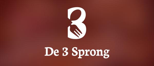 De 3 Sprong Logo