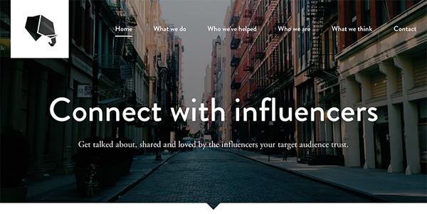 Tribal Flat Website Design