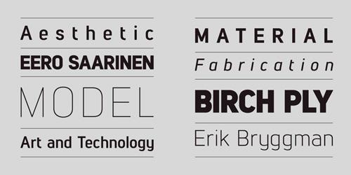 Lintel free fonts of year 2013