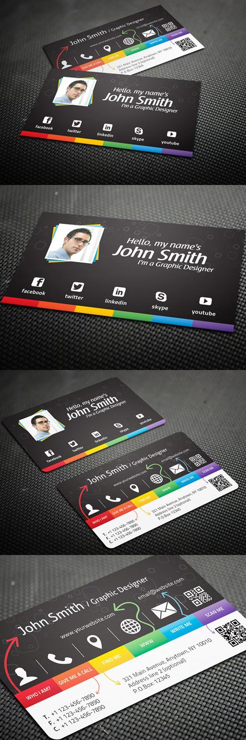 Graphic Designers Business Cards Design-20