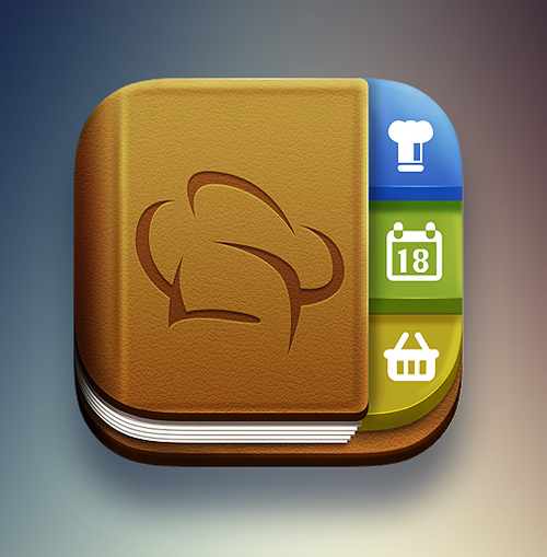 Meal Planner iOS Icon