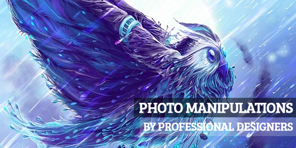35 Incredible Photo Manipulations by Professional Designers
