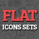 Post thumbnail of 36 Free Flat Icons Sets