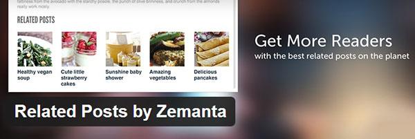 WordPress Related Posts by Zemanta