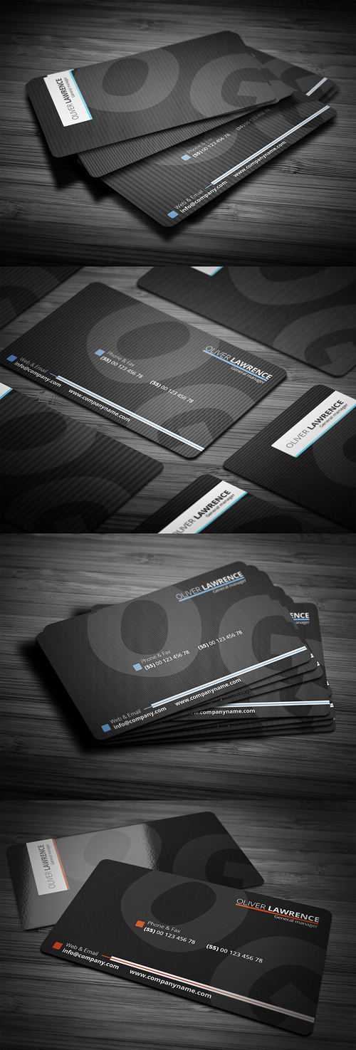 Line Pro Business Card