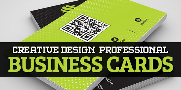 25 Creative Design Professional Business Cards