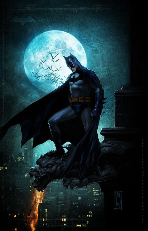 Batman Solitude