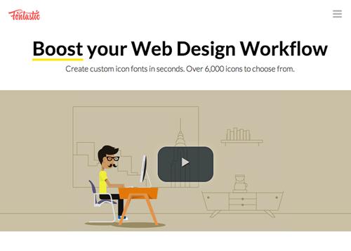 35 Flat Website Design Examples for Inspiratoin