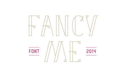 Fancy Me Font