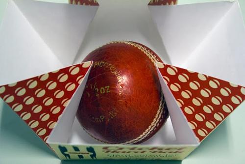 Cricket Equipment Packaging Design