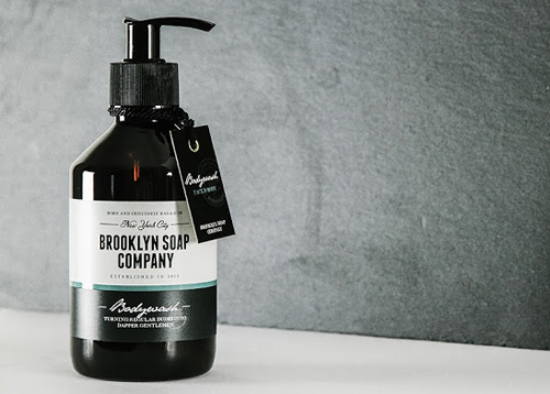 Brooklyn Soap Company Packaging Design