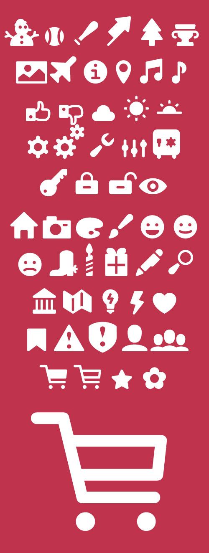 Leksico Free Icon Font