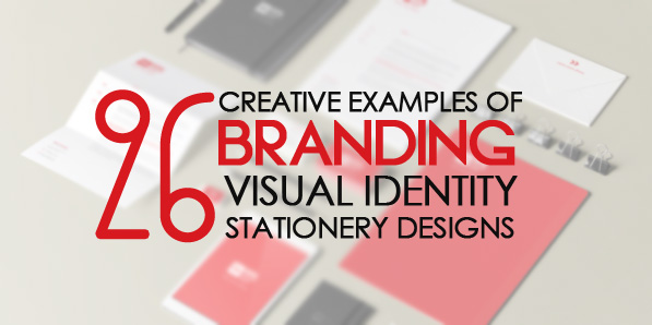 Best of 2014 - 26 Creative Branding, Visual Identity and Stationery Designs