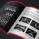 Post Thumbnail of 15 Creative Print Ready Business Brochure Designs