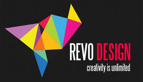 Revo Business Logo #logo #design