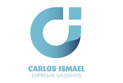Logo identity branding carlos ismael #logo #design