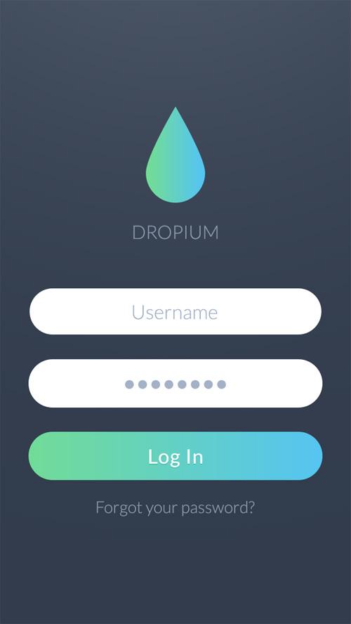 Modern App Sign In UI and Login UI Screen Designs-17