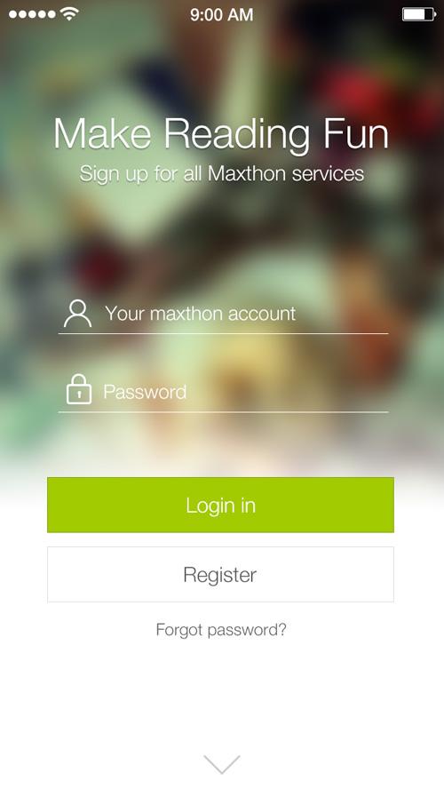 Modern App Sign In UI and Login UI Screen Designs-24