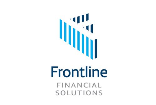 Frontline Financial Solutions Branding #logo #design