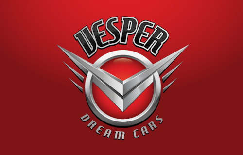 Vesper Dream Cars #logo #design