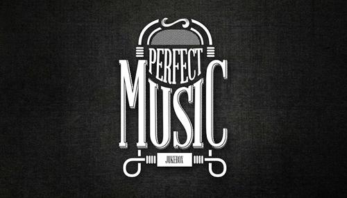 Perfect Music - Branding #logo #design