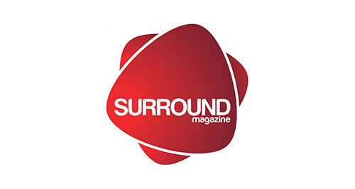 Surround Magazine Branding Identity #logo #design
