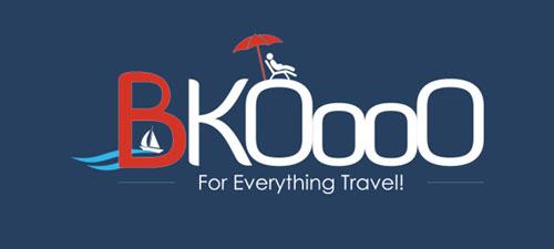 Branding of Bkoooo #logo #design