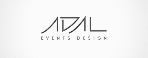 Adal Events Design. #logo #design