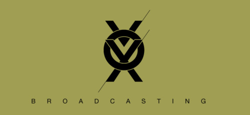 VOX Broadcasting Branding #logo #design