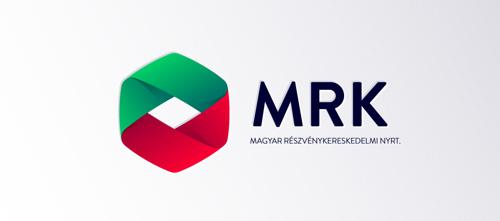 Magyar Részvénykereskedelmi Nyrt. #logo #design