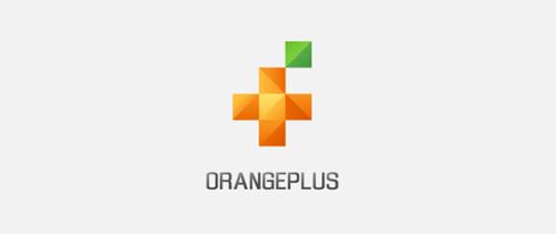 Logo design for OrangePlus #logo #design