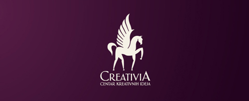 Logo design for Creativia #logo #design
