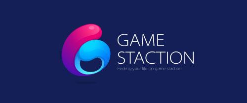 GAME STACTION #logo #design