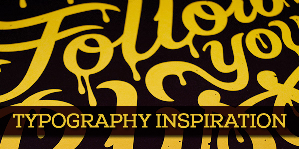33 Remarkable examples of Typography Design