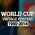 Post Thumbnail of World Cup Vintage Posters 1930 To 2014