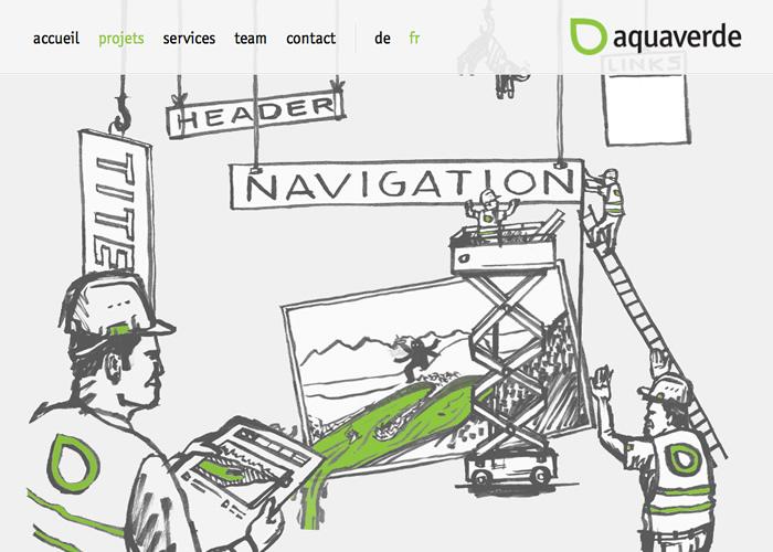 Aquaverde Webagency