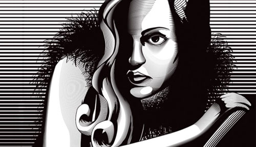 Creating Film Noir Styled Artwork in Illustrator
