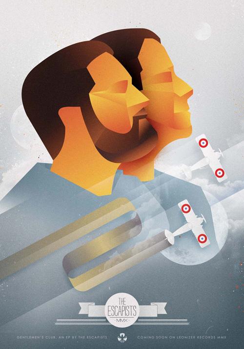 Create low-poly art portraits in Adobe Illustrator