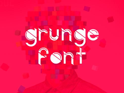 Free Font Grunge