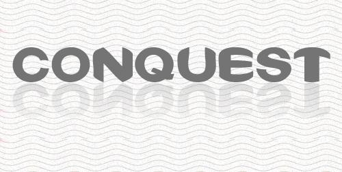 Free Font Conquest