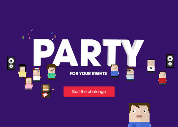 Party for Your Rights