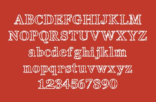 Whitely Scribble Font